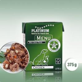 Platinum Menue